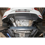 Cobra Sport - Polo MK5 1.8TSI - Cat Back Exhaust None Resonated - Car Enhancements UK