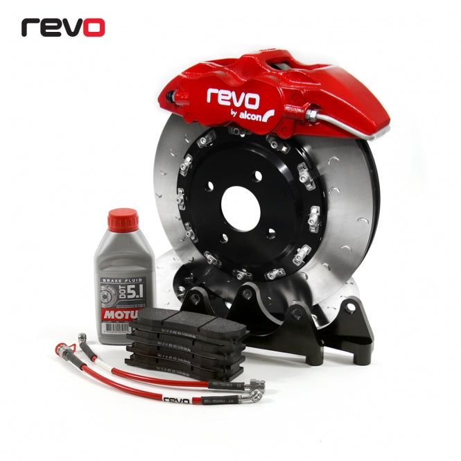 MK8 Fiesta - Revo by Alcon Big Brake Kit - Car Enhancements UK