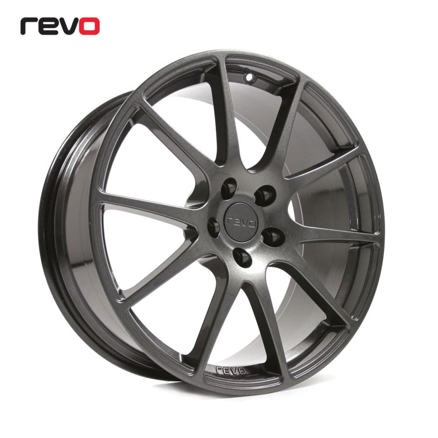 RV018 WHEELSET 18 X 8, 5 X 112, ET40, 57.1MM CB - Car Enhancements UK