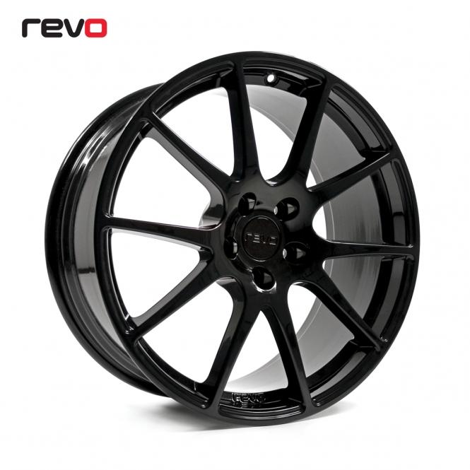 Revo RV018 Alloy Wheels - Fiesta Fitment (4x108 18 inch) - Car Enhancements UK