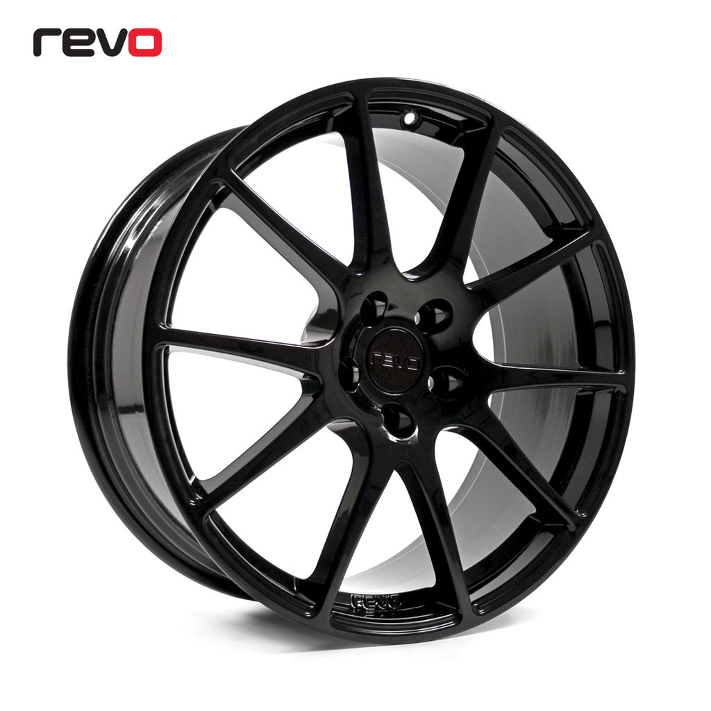 Revo RV019 Wheelset 19 x 8.5, 5 x 108, ET45, 64.3mm CB - Car Enhancements UK