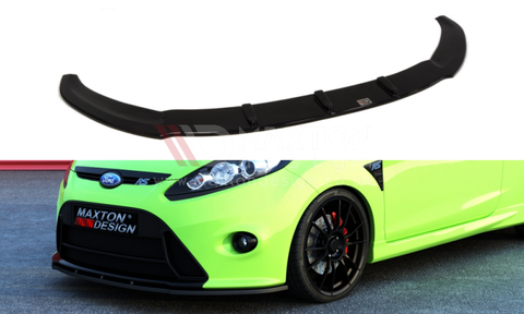 FRONT SPLITTER FORD FIESTA MK7 (FOR RS LOOK BUMPER) - Car Enhancements UK