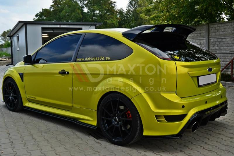 REAR SIDE SPLITTERS FORD FOCUS MK2 RS - Car Enhancements UK