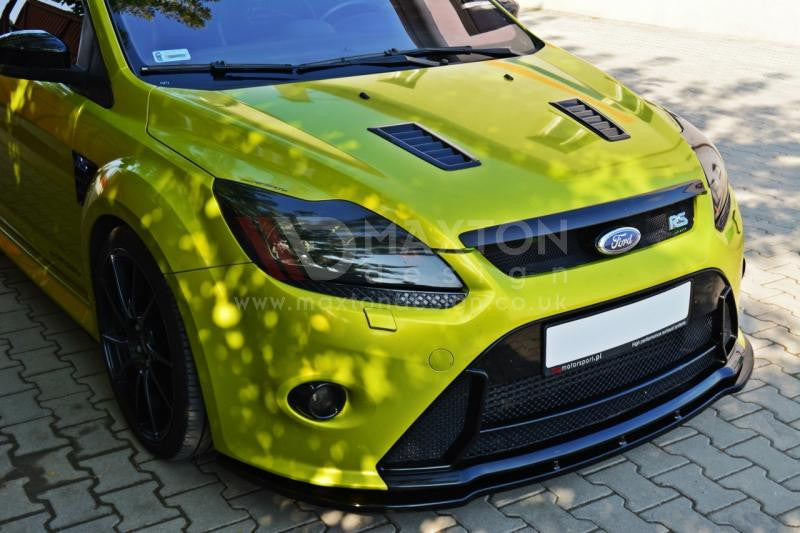 Front Splitter V 1 Ford Focus Mk2 Rs Car Enhancements Uk