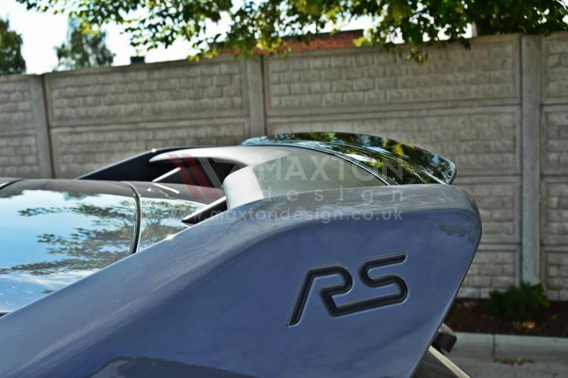 SPOILER CAP FORD FOCUS MK3 RS - Car Enhancements UK