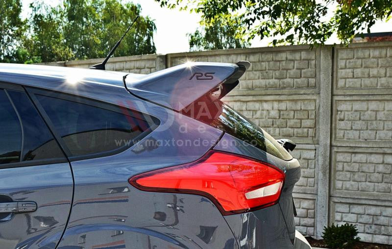 SPOILER CAP FORD FOCUS MK3 RS