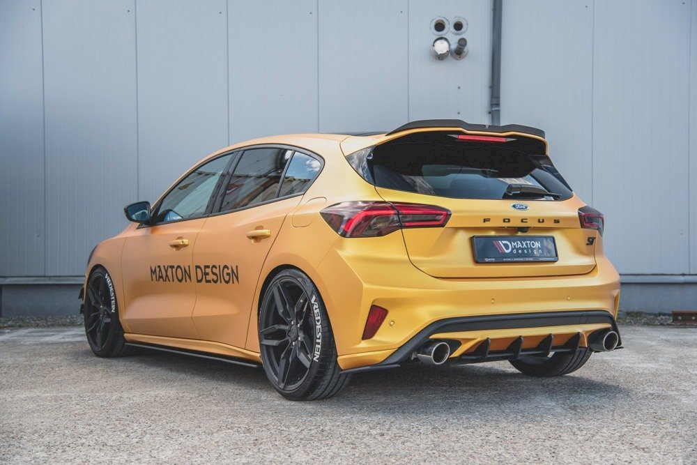 MAXTON RACING SIDE SKIRT SPLITTERS FORD FOCUS MK4 ST/ MK4 ST LINE (2019-)