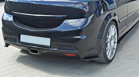 REAR SIDE SPLITTERS OPEL ASTRA H (FOR OPC / VXR) - Car Enhancements UK