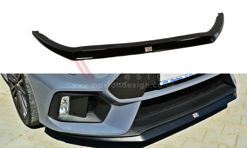 FRONT SPLITTER FORD FOCUS MK3 RS V.2 - Car Enhancements UK
