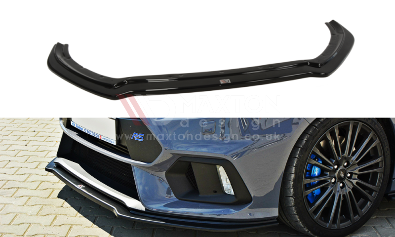 FRONT SPLITTER FORD FOCUS MK3 RS V.4