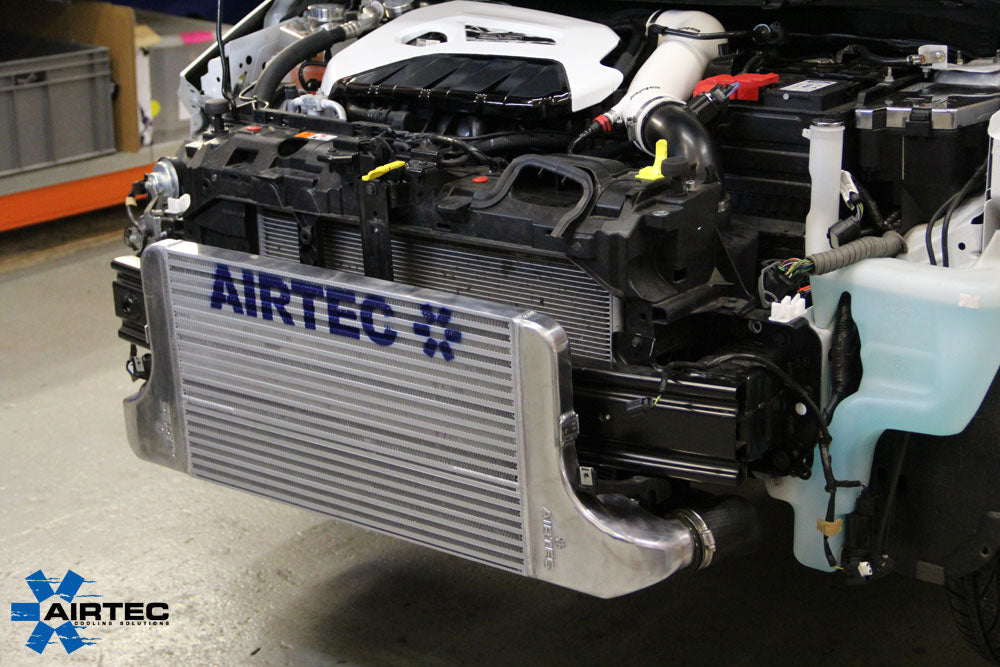AIRTEC Stage 3 Intercooler Upgrade for Fiesta ST180 EcoBoost - Car Enhancements UK