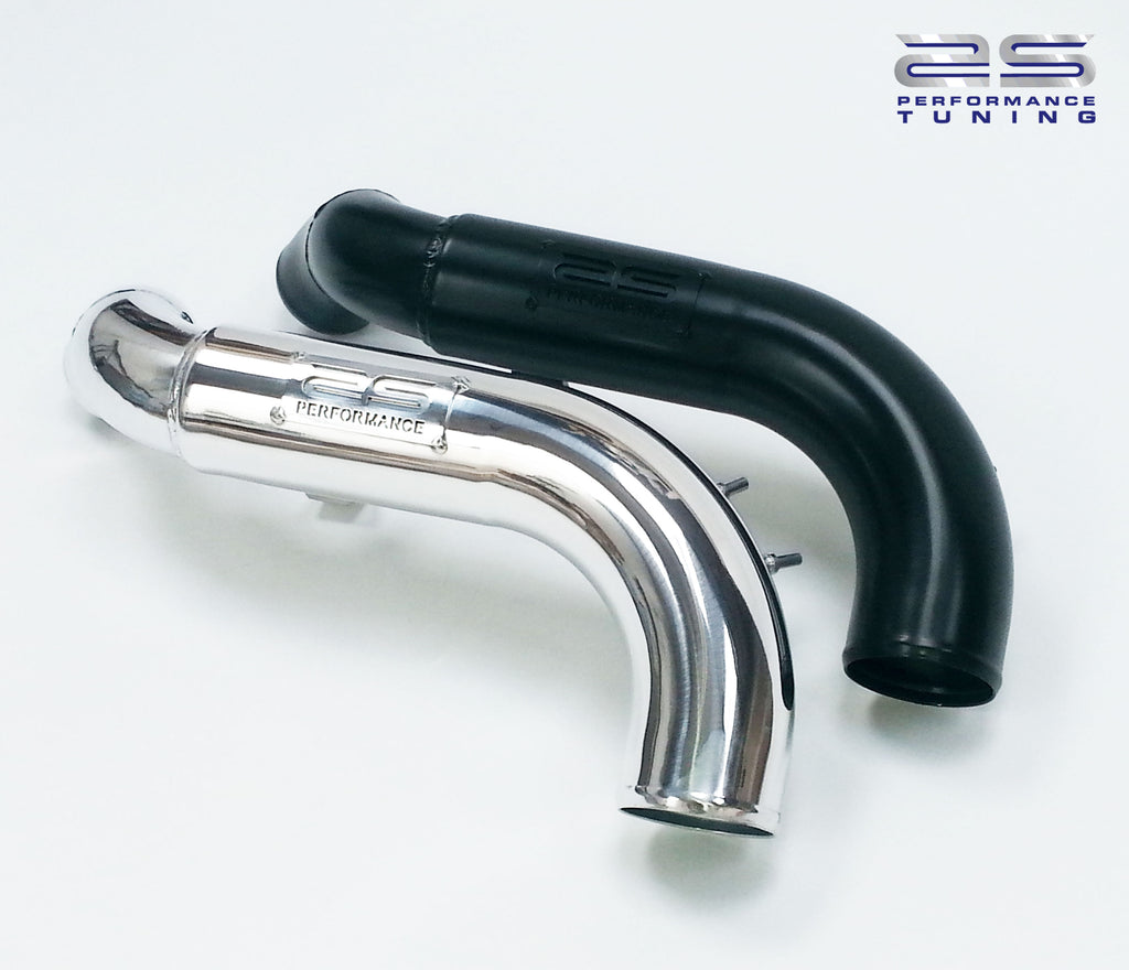 AIRTEC Alloy Top Induction Pipe for Mk2 Focus ST2 - Car Enhancements UK