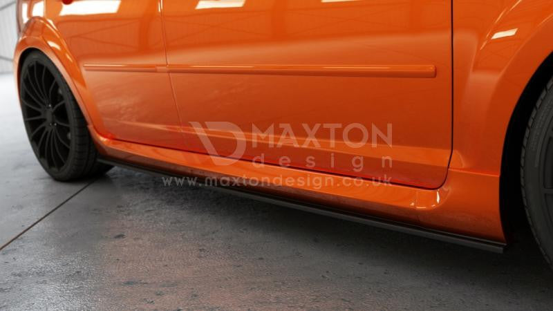 SIDE SKIRTS DIFFUSERS FORD FOCUS II ST FACELIFT