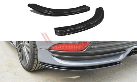 REAR SIDE SPLITTERS FORD FOCUS 3 ST (FACELIFT) - Car Enhancements UK