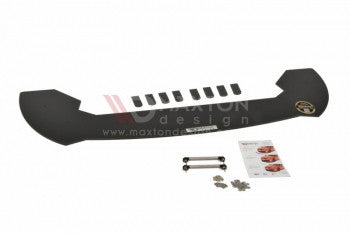 Front racing splitter Fiesta MK7 ST Facelift - Car Enhancements UK