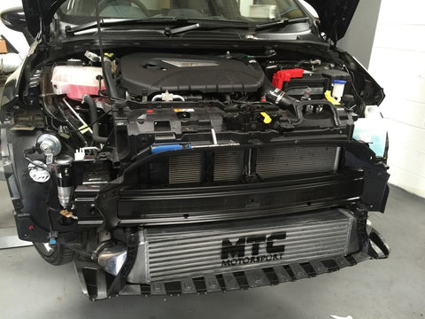 Fiesta MK7 ST180 Stage 3 Front Mount Intercooler - Car Enhancements UK
