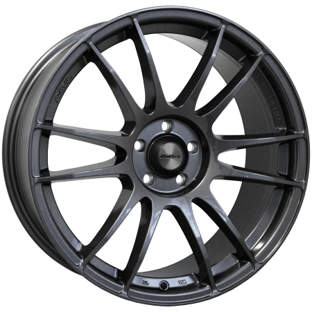 "Calibre Wheels Suzuka Gunmetal 17"" 5x108 - Car Enhancements UK"