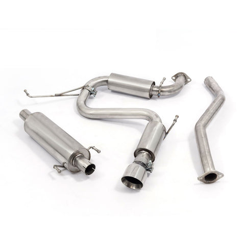 Toyota Celica T Sport 1.8 VVTi 190 (99-06) Cat Back Performance Exhaust - Car Enhancements UK