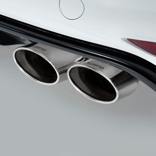Cobra Sport MK7 Golf R Cat Back Exhaust - With Valve / Non Resonated - Car Enhancements UK