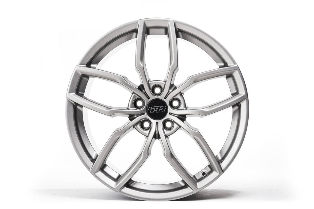 Racingline R360 Wheels – Silver – 19″ x 8.5″ ET44 - Car Enhancements UK