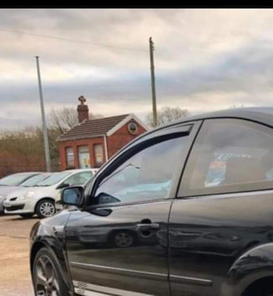Climair Wind Deflector - MK2 Focus 3 Door Model - Car Enhancements UK
