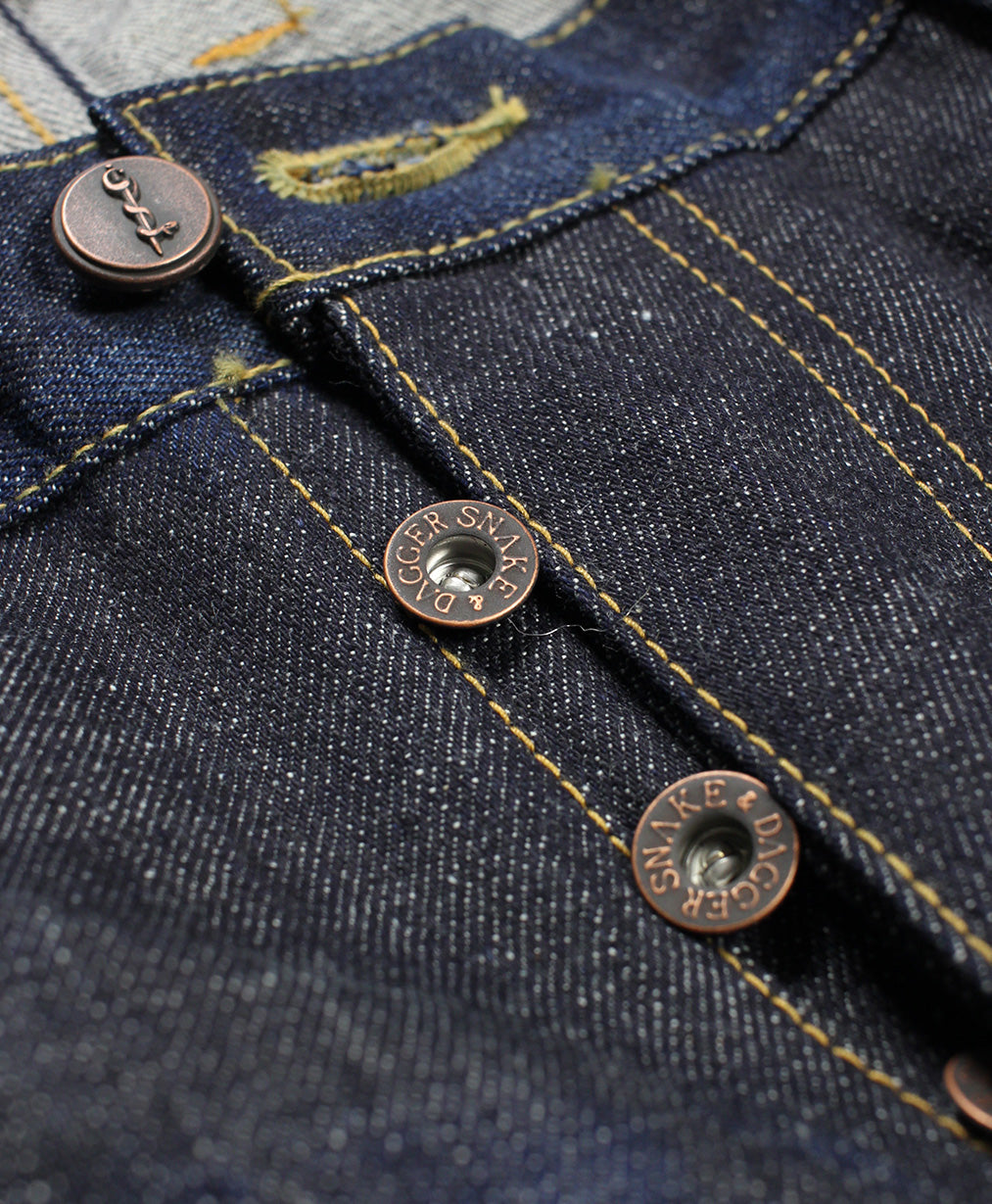 Five Pacer - 12 Month Indigo Denim Jeans