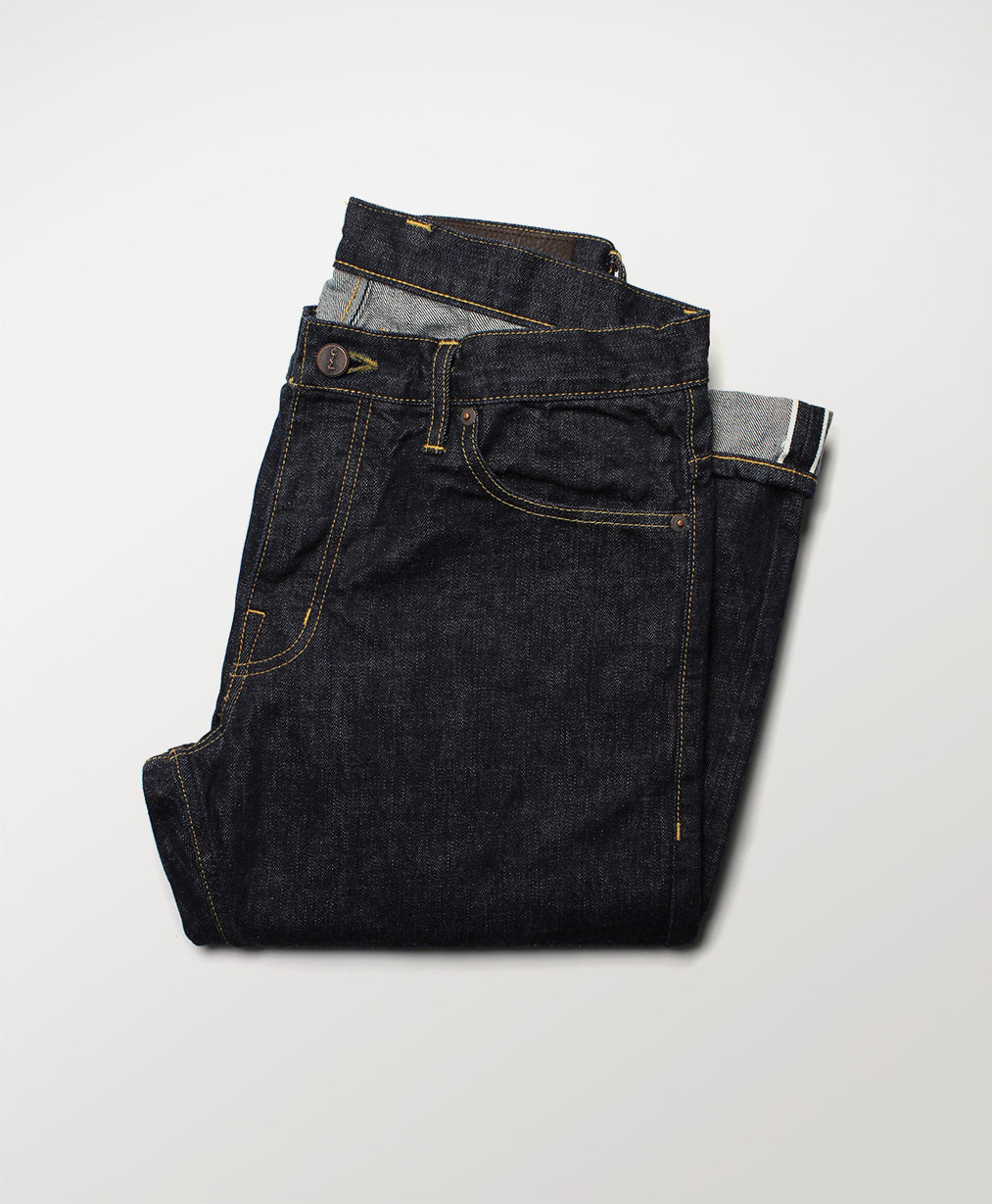 Blue Krait - Rinse Denim Jeans