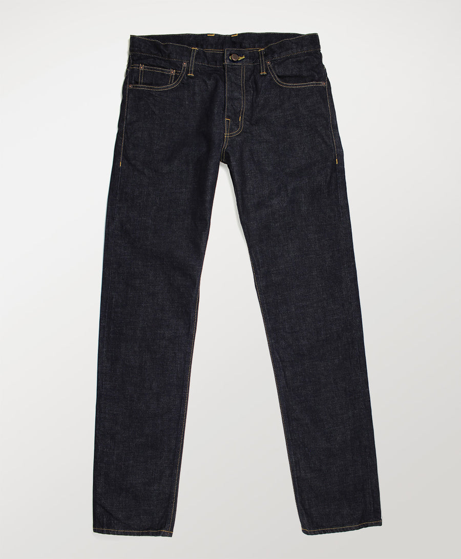 Blue Krait - Rinse Stretch Denim Jeans