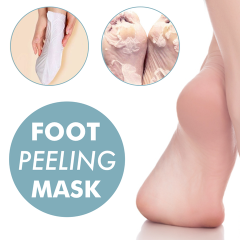 Foot Peeling Masks - Softness like never before