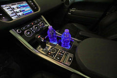 Solar Powered LED Cup Mat