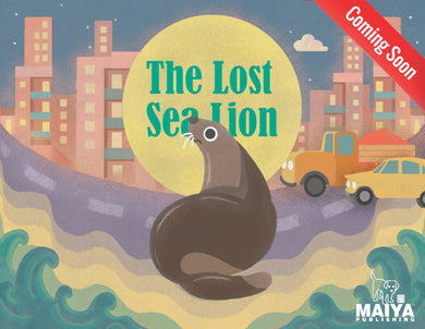 The Lost Sea Lion (English to Gujarati)