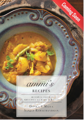AMMI'S RECIPES (English)
