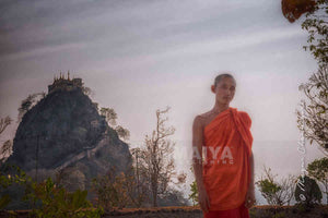 MOUNT POPA MONK