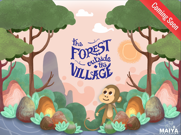 The Forest Outside the Village (English to Marathi)