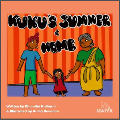 Kuku's Summer at Home