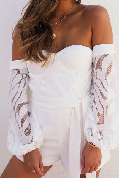 THE WHITE HOT PLAYSUIT - You.