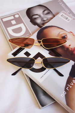 THE 90'S SUPERMODEL SUNNIES - BLACK - You.