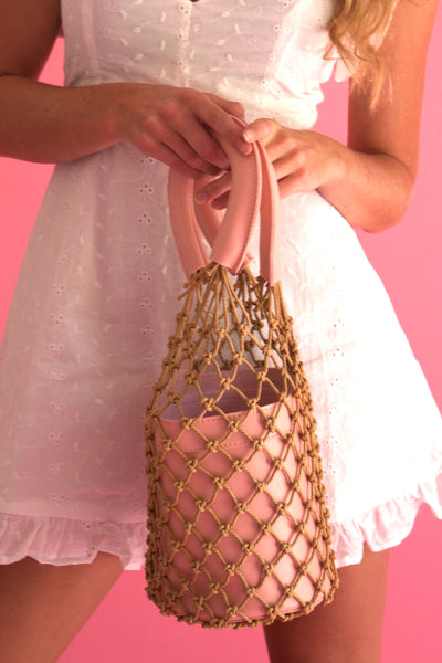 THE CLUELESS NET BAG - You.