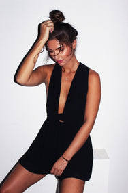 THE BACK'S WHERE IT'S AT PLAYSUIT
