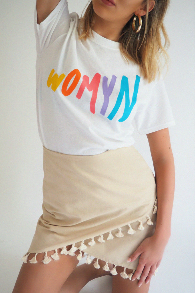 THE WOMYN TEE - You.