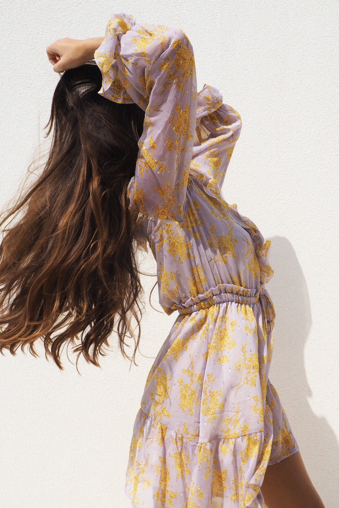 THE RAY OF SUNSHINE DRESS - You.