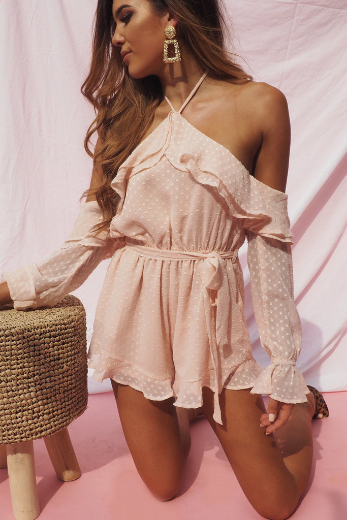 THE LIVING FOR THE WEEKEND PLAYSUIT - You.