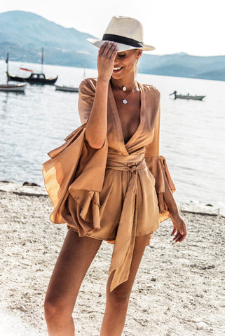 THE LOST LOVER PLAYSUIT