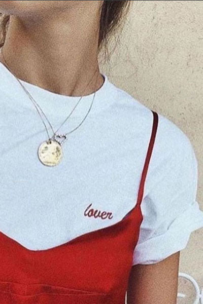 LOVER TEE - You.