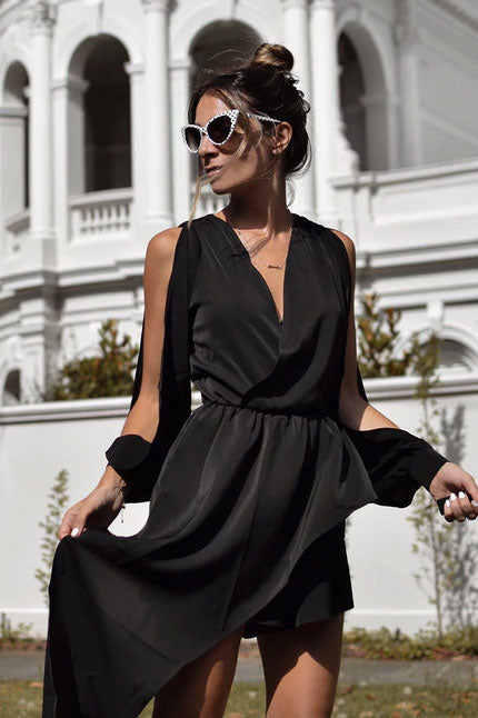 THE BLACK HEART PLAYSUIT | PREM THE LABEL - You.