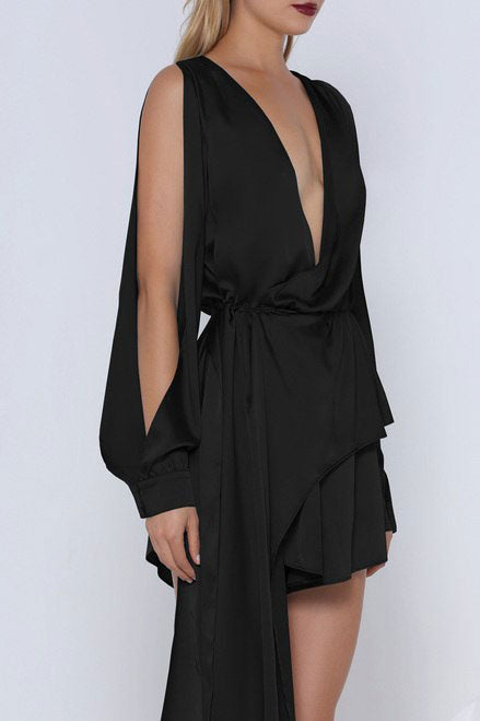 THE BLACK HEART PLAYSUIT - You.