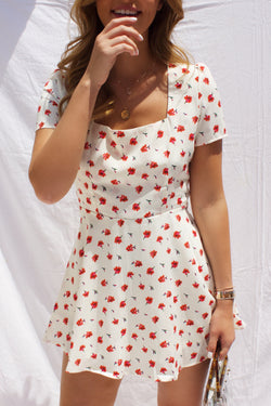 THE ROSE ALL DAY DRESS - You.