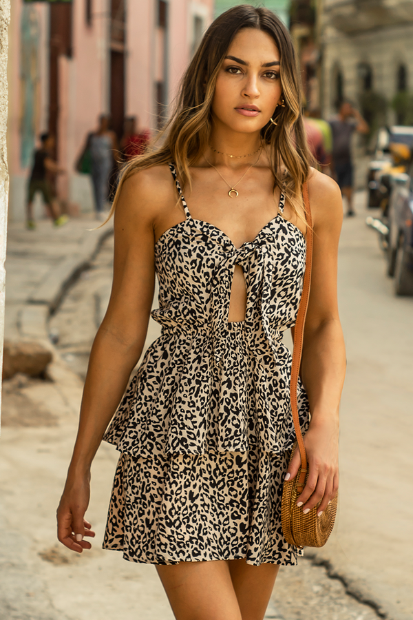 THE WILD WEEKEND DRESS - You.