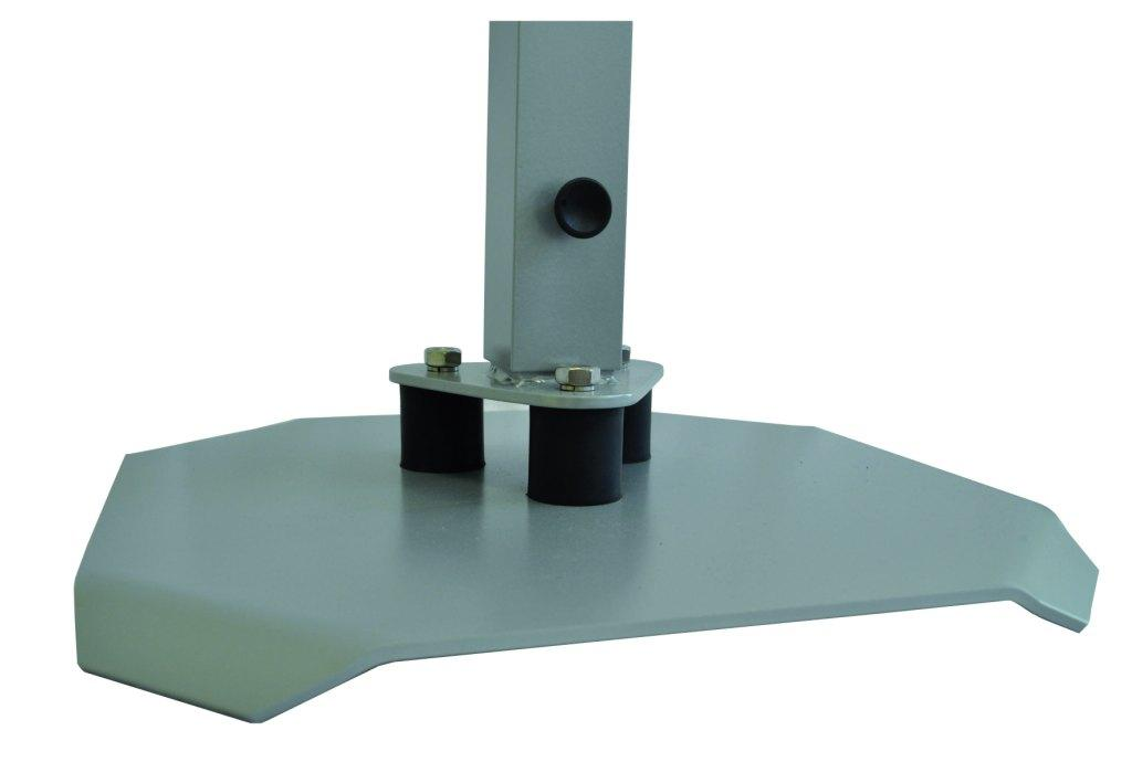 Oscillating head-stand HDE