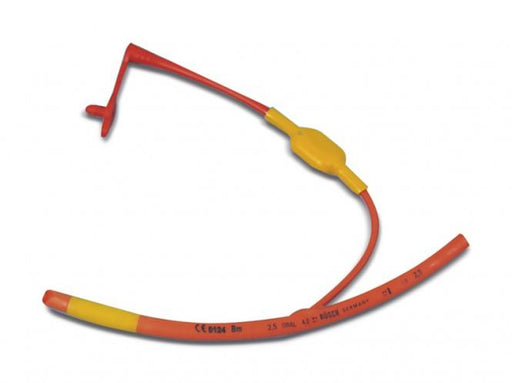 Tracheal tube Rüsch, 4,5 mm diam., rubber